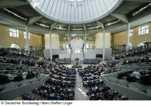 (c) Deutscher Bundestag | Marc-Steffen Unger
