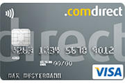 comdirect Haushaltskonto Visa Card
