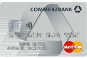 Commerzbank Haushaltskonto MasterCard