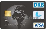 DKB Haushaltskonto Visa Card