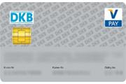 DKB Haushaltskonto Vpay Girocard