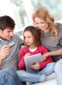 Haushaltskonto online eröffnen