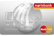 norisbank Haushaltskonto Visa Card