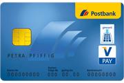 Postbank Haushaltskonto VPay Girocard
